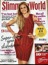 Slimming World Magazine October 2017 40 Feel Good Recipes Weight Loss Ideas Used