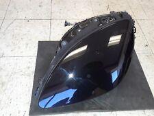 05-13 CORVETTE C6 DRIVER HEADLIGHT HEADLAMP XENON BLACK TINTED LENS AA6284