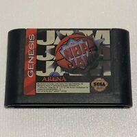 NBA Jam (Sega Genesis, 1994) CARTRIDGE ONLY - Tested & Working