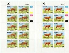 Timbres avec 10 timbres avec 2 timbres