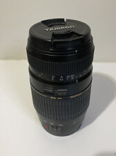 Tamron AF 70-300mm F/4-5.6 Model A17, Lens, Canon Excellent Condition