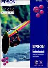 Epson S041255 Photo Paper 100x150mm 20 Blätter