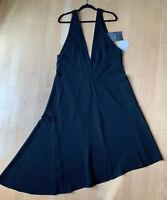 TIBI NWT Black Dress. 12. PG 166