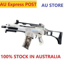 AU Store G36C V2 Gel Ball Blaster Mag-fed Water Crystal Bullets Toy Adult Size