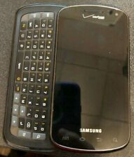 READ BEFORE BUY Samsung Galaxy Stratosphere SCH-I405 4G LTE Black Excellent Used