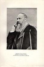 Guerre des Boers Portraits-Général Lukas Meyer-The Times history (1902)