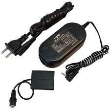 HQRP AC Adapter for Canon PowerShot ELPH 110 HS, 320 HSIXUS 125 HS 240 HS