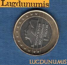 Pays Bas 2001 1 Euro SUP SPL Pièce neuve de rouleau - Netherlands