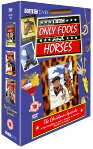 Only Fools and Horses: The Christmas Specials Collection DVD Box Set R4 BBC New