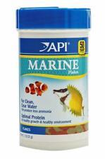 Api Marine Flake Fish Food 2.1 oz for marine fish, Clownfish, Wrasses & Tangs