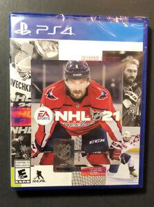 NHL 21 (PS4) NEW
