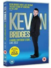 Kevin Bridges Live: A Whole Different Story DVD 2015  - New & Sealed