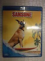 SANSONE FILM IN BLU-RAY NUOVO DA NEGOZIO - COMPRO FUMETTI SHOP