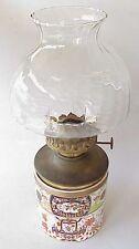 Antique 1851-1885 Mark Copeland Pottery Oriental Like Oil Lamp. Spode
