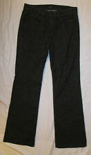 JOE'S JEANS MUSE CHAPLIN faded black stretchy bot cut jeans 28 NWOT