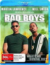 Bad Boys (Blu-ray, 2010) NEW AND SEALED