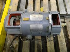 Rebuilt Ge Cd219at Kinamatic 15hp 15 Hp Dc Electric Motor 240v 25003000 Rpm