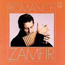 ZAMFIR - Romance of the Panflute (CD 1990) Gheorghe Zamfir (Pan Flute) Philips