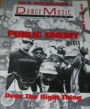 DMRJuly 15 1989 Public Enemy Cover/ Rod Stewart Paula Abdul Carly Simon reviews