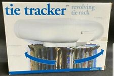 Perfect Solutions Tie Tracker Revolving Tie Rack Light Up