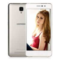 """DOOGEE X10 5.0"""" Android WCDMA 3G Smartphone Dual Core 1.3GHz Handy ohne Vertrag"""