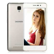 "DOOGEE X10 5.0"" Android WCDMA 3G Smartphone Dual Core 1.3GHz Handy ohne Vertrag"