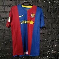 Henry Barcelona Jersey Home football shirt 2006 - 2007 Nike Trikot Size Young XL