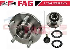 FOR VOLVO C30 C70 S40 V50 FRONT WHEEL BEARING HUB KIT BRAND NEW FAG