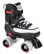 Hudora scooter Skate Noir Réglable Taille 36-39 (22032)