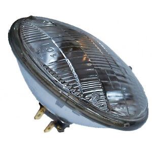 "5-3/4"" Sealed Beam High Beam Headlight Headlamp Head Light Bulb Glass New 5001"