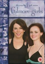 Gilmore Girls Season / Series 6 - NEW Region 2 DVD