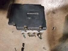 JAGUAR S TYPE  2000 2001 2002 ABS PUMP MODULE YW43-2C219-CA IVD