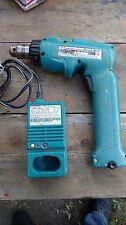 Antique Makita 6093D cordless drill/driver DC 9.6 V