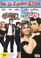 GREASE LIVE / GREASE : NEW DVD