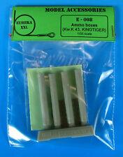 METAL AMMO contenitori per 8,8 cm kw.k.43, e-008, Eureka XXL
