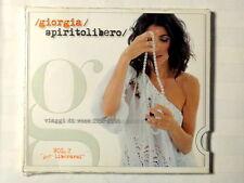 GIORGIA  -  SPIRITO LIBERO  -  VOL.2  PER LIBERARSI -  CD 2009 NUOVO E SIGILLATO