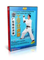 Chinese Kungfu Traditional Hong Boxing Gongzi Subdue Tiger Boxing -Lin Xin 2DVDs