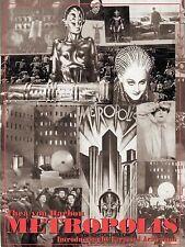 Metropolis by Theta vob Harbou (2002, Paperback, Anniversary)