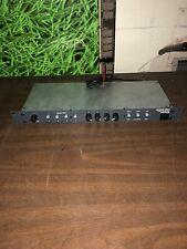 Biamp Advantage Spm412e Stereo Preamp Mixer