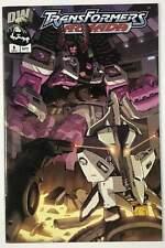 Transformers Armada #6 (Dreamwave 2002) James Raiz Cover