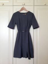 Regular Size Dresses for Women with Zipper 1940s Look