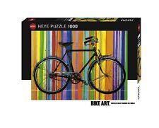 bicicletta arte 1000 pezzi di puzzle hy29541 Heye Puzzle 1000 PZ Freedom Deluxe