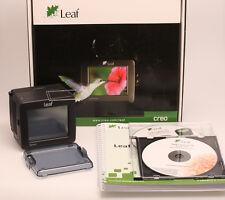 Leaf Aptus 75 Digitalback mit 33 Megapixel Auflösung für Hasselblad H-System