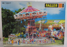 Faller 140317 Carousel Roundabout Carnival Ride Ho Scale Building Kit Sealed Nib