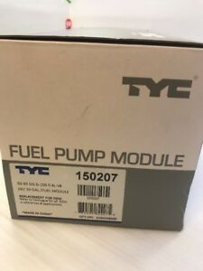 Fuel Pump Module Assembly TYC 150207 fits 1991-1993 Dodge Ramcharger 5.9L-V8