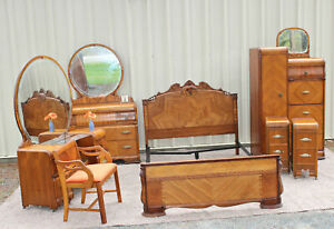 Antique Bedroom Furniture Products For Sale Ebay