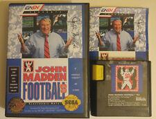 John Madden Football '93 (Sega Genesis) Video Game