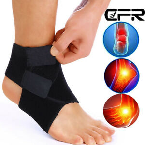Ankle Support Brace Compression Sleeve Plantar Fasciitis  Foot Wrap Pain Relief