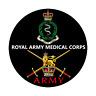 BRITISH ARMY ROYAL ARMY MEDICAL CORPS BADGE RAMC MEDICS