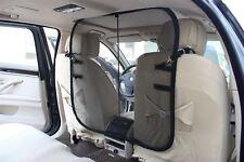 Pet Life Protective Mesh Folding Backseat Car Safety Barrier For Pet Dog & Cat